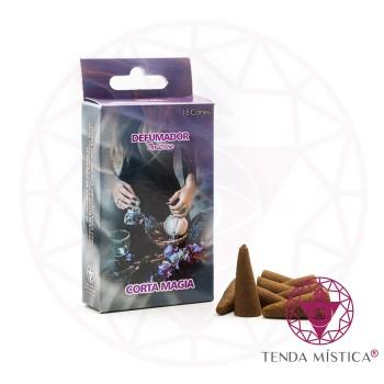 Defumador Cone - Corta Magia