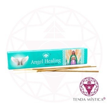 Incenso Green Tree - Angel Healing