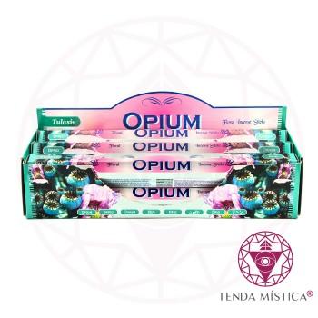 Incenso Tulasi - Opium - Caixa