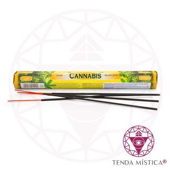 Incenso Tulasi - Cannabis
