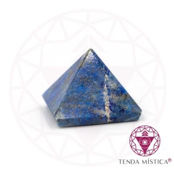 Pirâmide - 3x3 - Lapis Lazulli