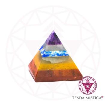 Pirâmide de 7 Pedras - 4X4