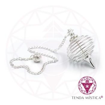 Pêndulo - Metal Espiral