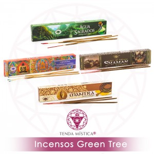 Incenso GREEN TREE