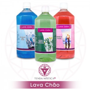 Lava Chão Exclusivos