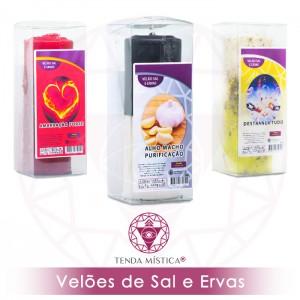 Velões de Sal e Ervas