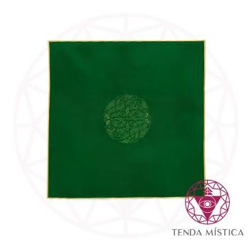 Pano Tarot - Labirinto Céltico