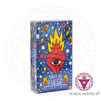 Baralho Tarot - Tarot del Fuego
