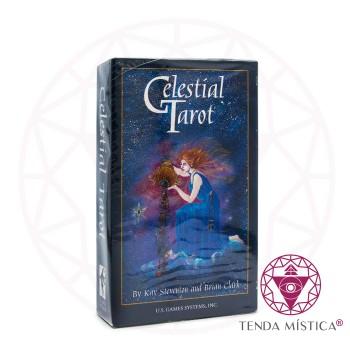 Baralho - Celestial tarot