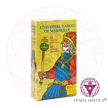 Baralho - Universal Tarot of Marseille