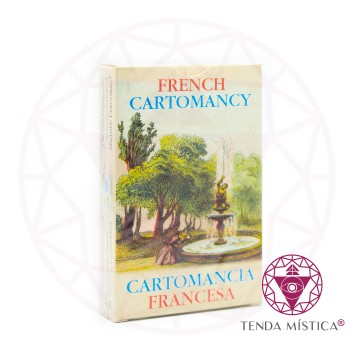 Baralho Tarot - Cartomancia Francesa