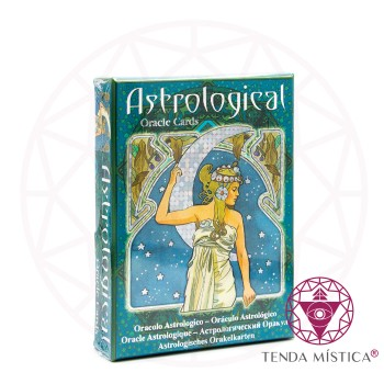 Baralho Tarot -  Astroligical oracle