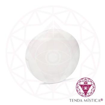 Selenite Formas - Circulo 7cm
