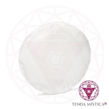 Selenite Formas - Circulo 10cm