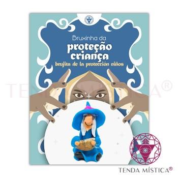 Bruxinha - Proteção Crianças