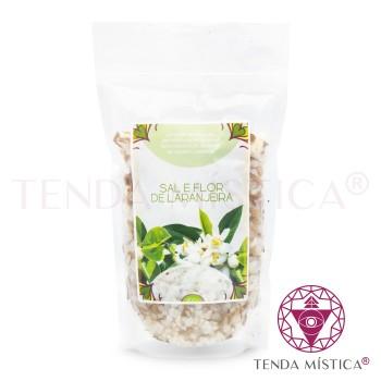 Banho Sal e Ervas - Flor de Laranjeira