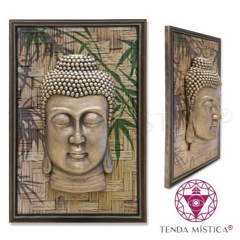Quadro 3D - Buddha A