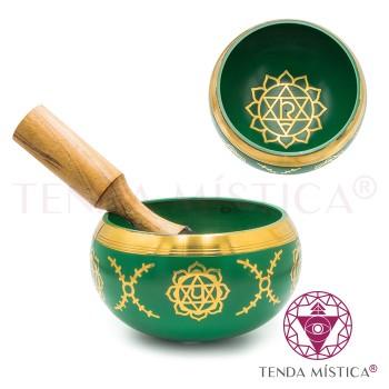 Taça Tibetana - Chakra Anahata
