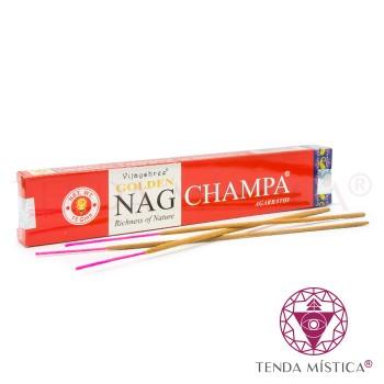 Incenso Golden Nag - Champa Agrabathi