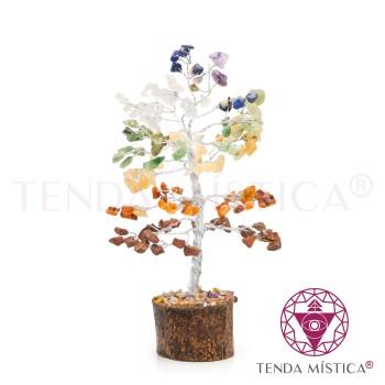 Árvore Pedras - Chakras M