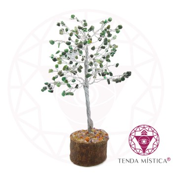 Árvore Pedras - Esmeralda