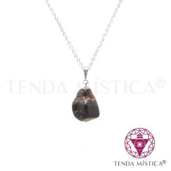 Colar - Pedra Granada