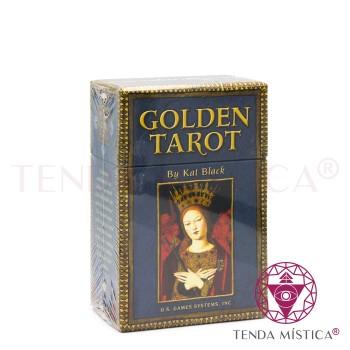 Baralho - Golden Tarot
