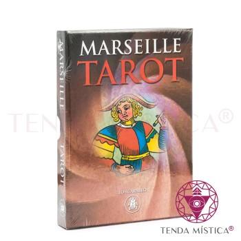 Baralho - Marseille Tarot