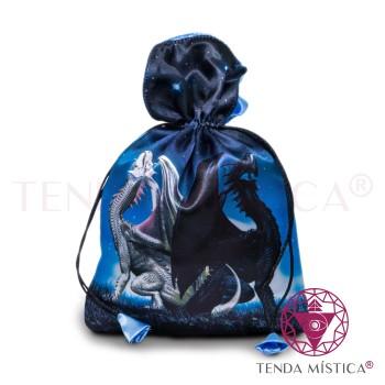 Bolsa Tarot/Runas - Dragões