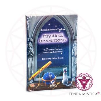 """Livro """"Mystical Lenormand"""""""