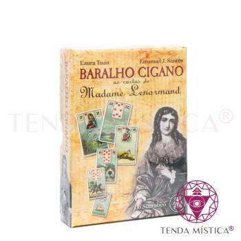 Baralho Cigano - Madame Lenormand