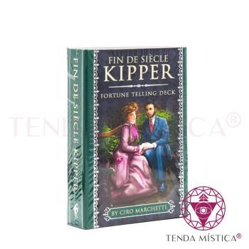 Baralho Tarot - Fin de Siècle Kipper