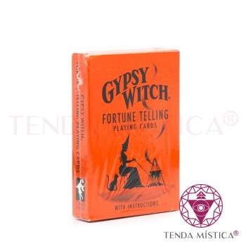 Baralho Tarot - Gypsy Witch