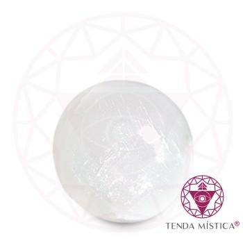 Selenite - Esfera 5-6cm