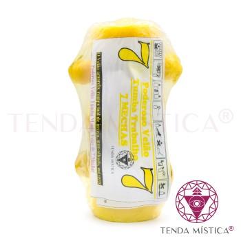 Velão 7 Mechas - Amarelo