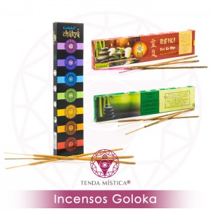 Incensos GOLOKA