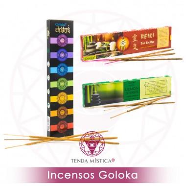 Incensos GOLOKA