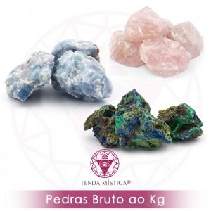 Minerais em Bruto