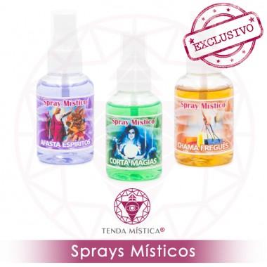 Sprays Místicos Exclusivos