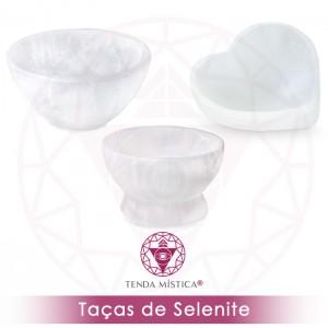 Taças Selenite