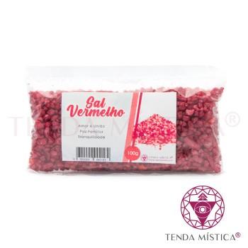 Sal Vermelho - 100g