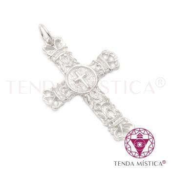Proteção Prata - Cruz São Cipriano