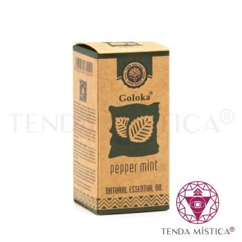 Óleo Essencial - Hortelã-Pimenta