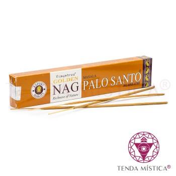 Incenso Golden Nag - Pau Santo
