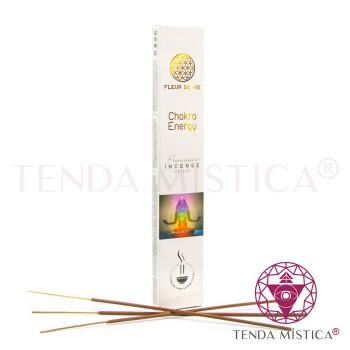 Incenso Fleur de Vie - Chakra Energy