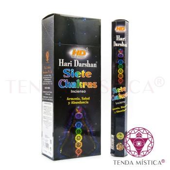 Incenso HD - 7 Chakras