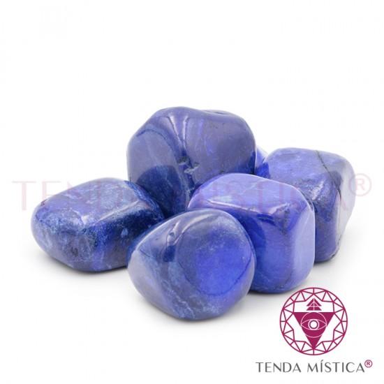 Caixa 6 Unid. - Lápis Lazuli - Polida Grande