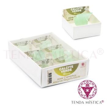 Caixa 4x4 - Calcite Verde - 6 Unid.