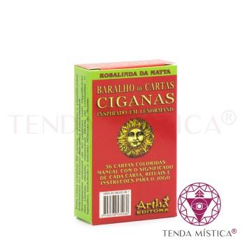 Baralho - Cartas Ciganas Pocket