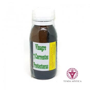 Vinagre - 7 correntes protectoras